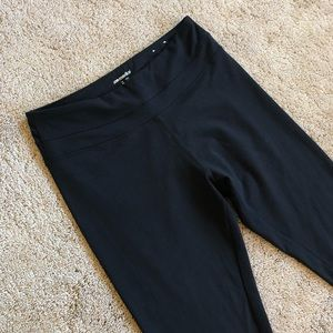 Black cropped leggings by Marika from Nordstrom